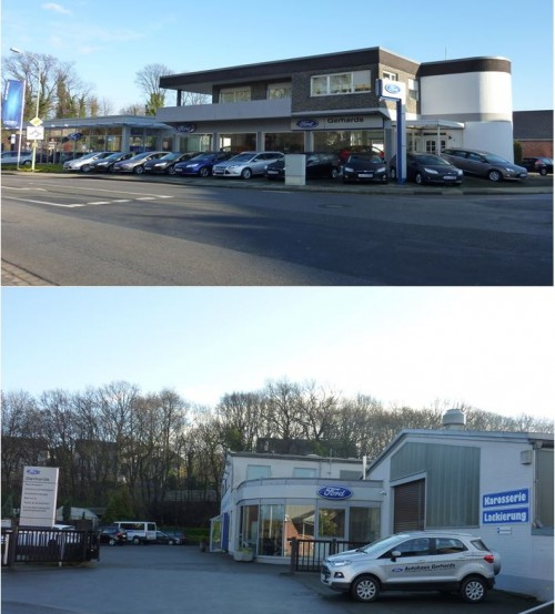 Ford Autohaus Horst Gerhards - http://www.ford-gerhards-langerwehe.de/